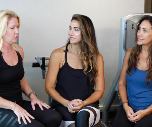 Three Former Tampa Bay Buccaneers Cheerleaders Share Their Experience with X-Force Body
