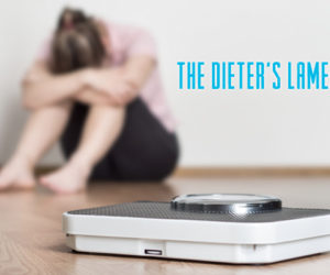 Diets Don't Work... What Now?